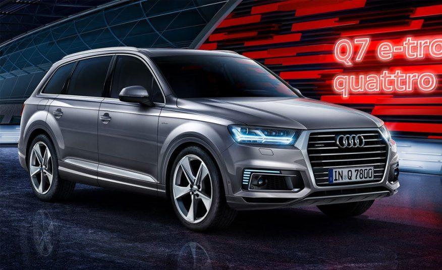 2017 Audi Q7 3.0T Premium quattro