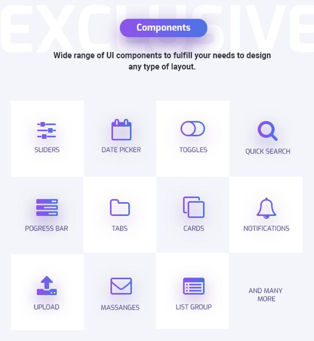 Mentor - Bootstrap 4 Admin Dashboard Template - 4