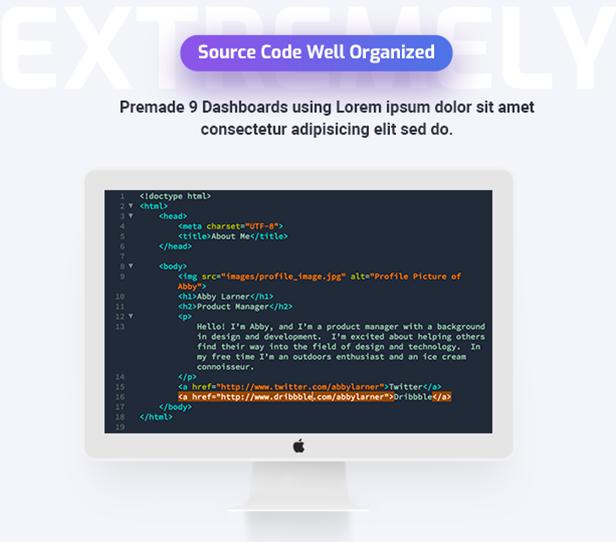 Mentor - Bootstrap 4 Admin Dashboard Template - 5