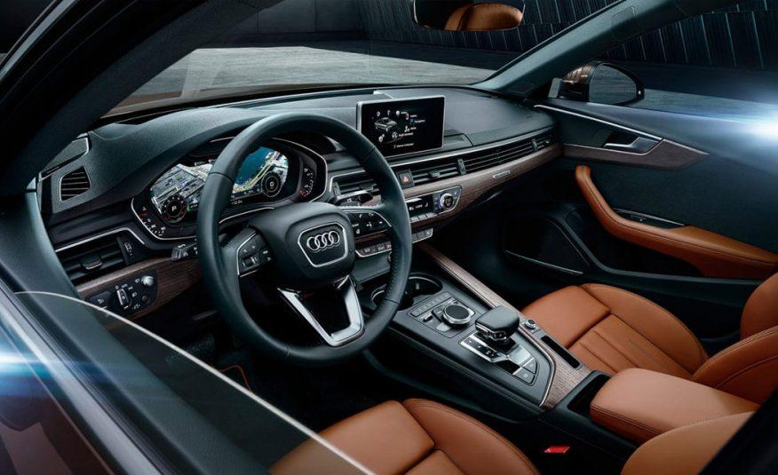 2017 Audi A4 Prestige