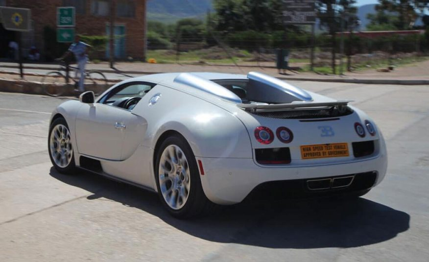 2016 Bugatti Veyron