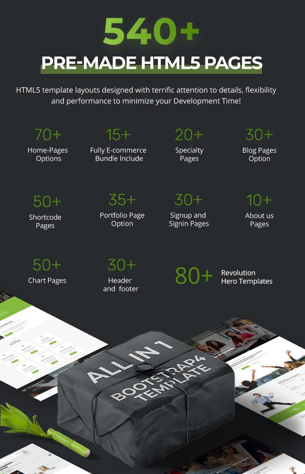 Webster - Responsive Multi-purpose HTML5 Template - 8
