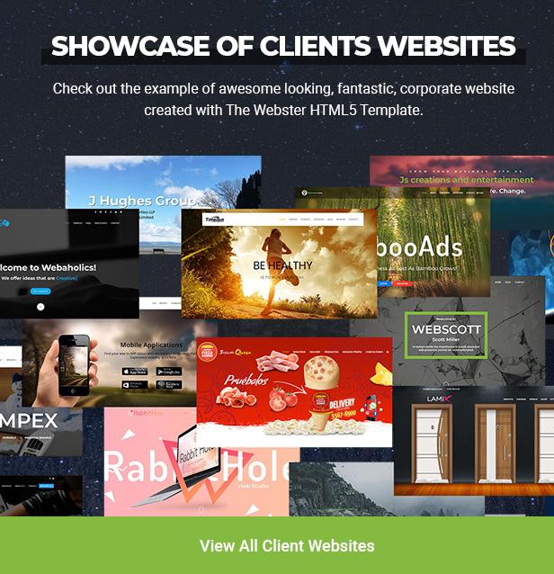 Webster - Responsive Multi-purpose HTML5 Template - 18